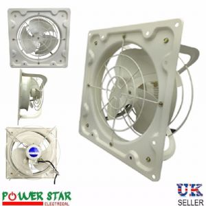 Commercial Extractor Fans, Industrial Exhaust Fan, Garage ventilation fans - Powerstarelectricals.co.uk